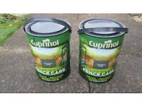 Cuprinol fence paint