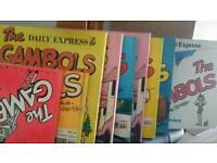 Gambols books