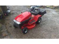Snapper ride on lawnmower mower 1433