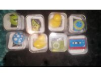 Lot Mp3 player built in fm radia with head phones