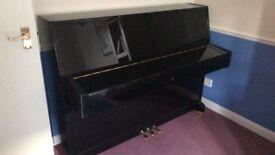 Bentley modern upright piano