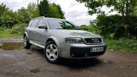 Audi Allroad 2.5 Tdi Quattro 2005 rare final edition model
