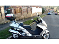 HONDA SILVER WING VERY LOW MILEAGE URGENT