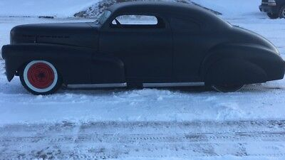1947 Chevrolet Other  1947 Chevrolet Chevy 47 stylemaster chopped channeled Bigblock lead sled rat rod
