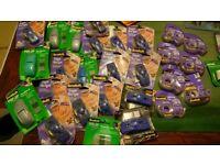 Job lot, Scotch tape strips x19 +7x giftwrap tape