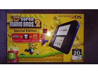 NEW Nintendo 2DS+ Super Mario Bros.2
