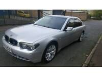 Bmw 7 serice E65 sports for sale