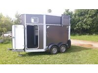 506 horse trailer will take up to 2 x 16.2, very good condition. Call for details.