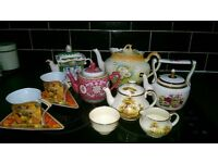 Collectors Teapots Job Lot