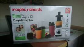 Morphy Richards Blend Express Juicer smoothie maker