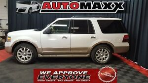 2013 Ford Expedition XLT w/Lthr, Sunroof! $225 Bi-Weekly! APPLY