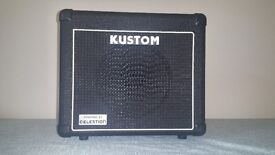 Guitar amp combo - Kustom Tube 12A