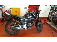 2015 HONDA GLR 125cc - 1 Year Service & MOT - NATIONWIDE DELIVERY AVAILABLE