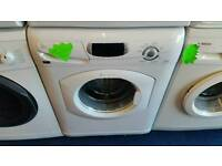 Hotpoint 7kg washing machine for sale. Free local delivery