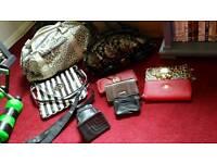 Joblot bags & purses