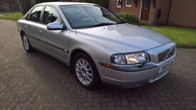 EXCELLENT, safe VOLVO VOLVO S80 T6 2.8 TWIN TURBO SE LUX AUTO WITH very good LPG SYSTEM