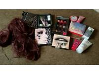 Brand new beauty bits hair/body/nails from £1