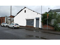 LIGHT INDUSTRIAL UNIT - NO MOTOR TRADE