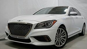2015 HYUNDAI GENESIS SEDAN ULTIMATE V8 GPS AWD TOIT PANO SIEGES