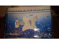 Brand new in box wall Bracket [ Movable and adjustable for 30 to 65 inch tv only 25