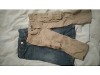 Gap trousers/jeans size 2 years