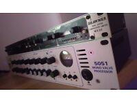 TLAudio Ivory 5051 MK2 & Drawmer MX30