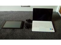 Spares and repairs laptop and tablet