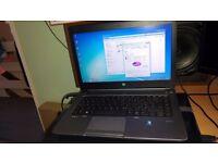 Hewlett Packard PROBOOK 645 14in A8-4500M 4GB 320GB Windows 7 laptop good condition fast offers