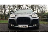 PORSCHE CAYENNE TECHART TURBO 4.5S 500BHP WIDE BODY MUST GO NOW QUICK SALE NEEDED