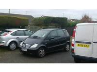 Mercedes a140 breaking