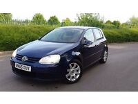 Volkswagen Golf 1.9 TDI Sport DSG 5dr,Bullet proof engine,very economical,07512555462