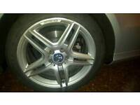 "18 "" Mercedes-Benz amg wheels"