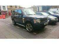 Range rover td6 auto px recovery truck