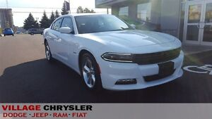 2016 Dodge Charger R/T Track Pak,Technology Grp,Sunroof,NAVI