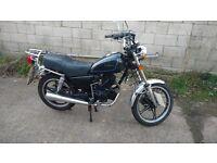 Moto Roma 125