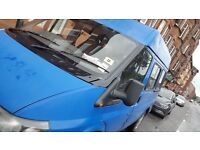 Ford transit 9 seater - one year mot - 2001