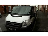 Ford Transit for spares and repairs