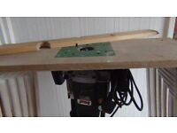 "1/2"" Freud plunge router for professionals"