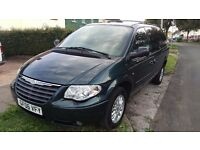 Chrysler Grand Voyager,STOW 'N'GO 2.8 CRD, Seven seater, Very clean car, Great condition....