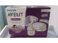 Brand New Philips AVENT Single Electric Breast Pump - Never Used.