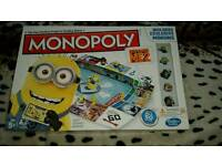 Disney minion despicable me 2 monopoly game