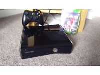 Xbox 360 with FIFA 16& controller.