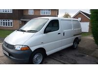 Toyota Hiace D4D Van