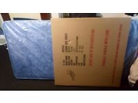 Single bed and mattress brand new !!