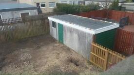 Concrete garage / marley garage **SOLD**
