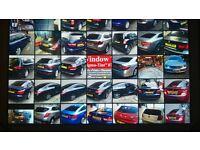 """CAR WINDOW TINTING """" SIGMA-TINT"""" (PRZYCIEMNIANIE SZYB)"""