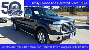 2010 Ford F-150 XTR Chrome Pkg | Local Trade | Bed Liner