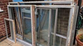 Secondary Glazed Units. Six Everest Window units