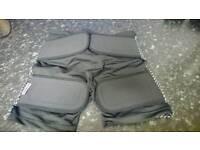 Slendertone toning belt and shorts