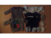 Baby Boy Bundle 0-1M